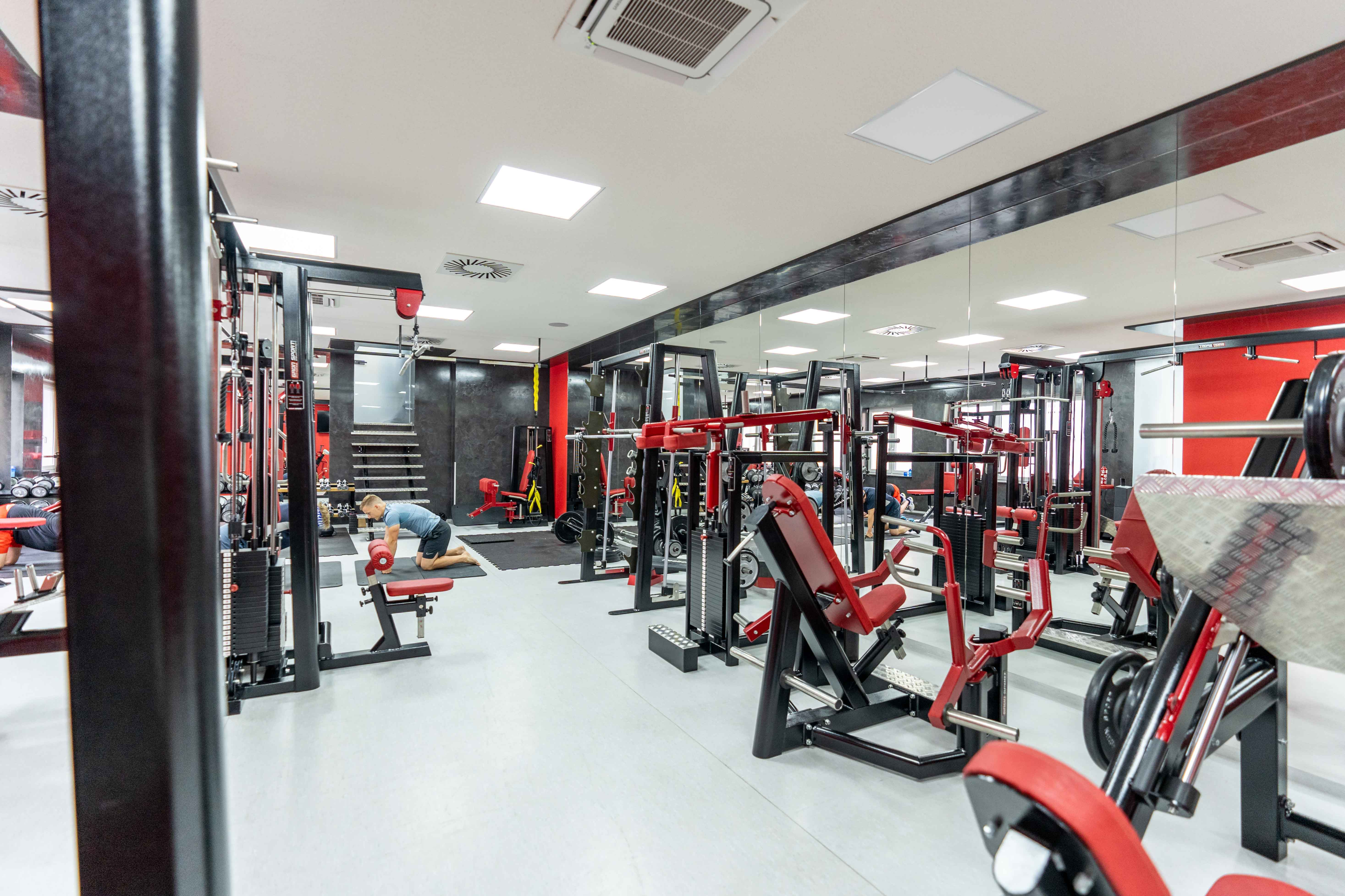 INDIVIDUAL GYM by JKF